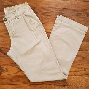 Old navy flirt khaki pants